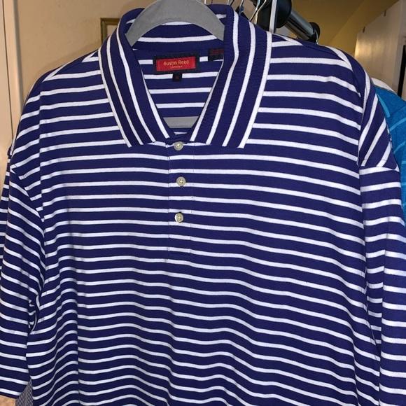 Austin Reed Shirts Mens Austin Reed Polo Style Shirt Poshmark